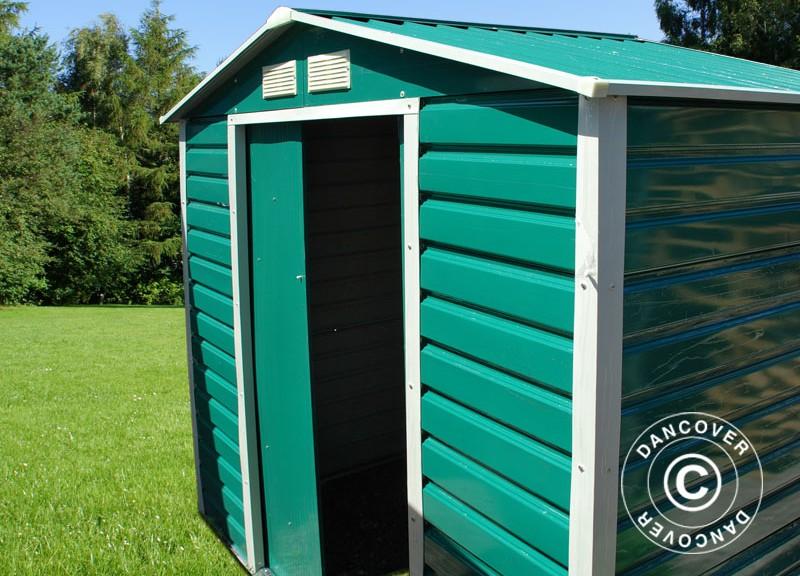 Casetas de jardín asequibles para almacenamiento y custodia