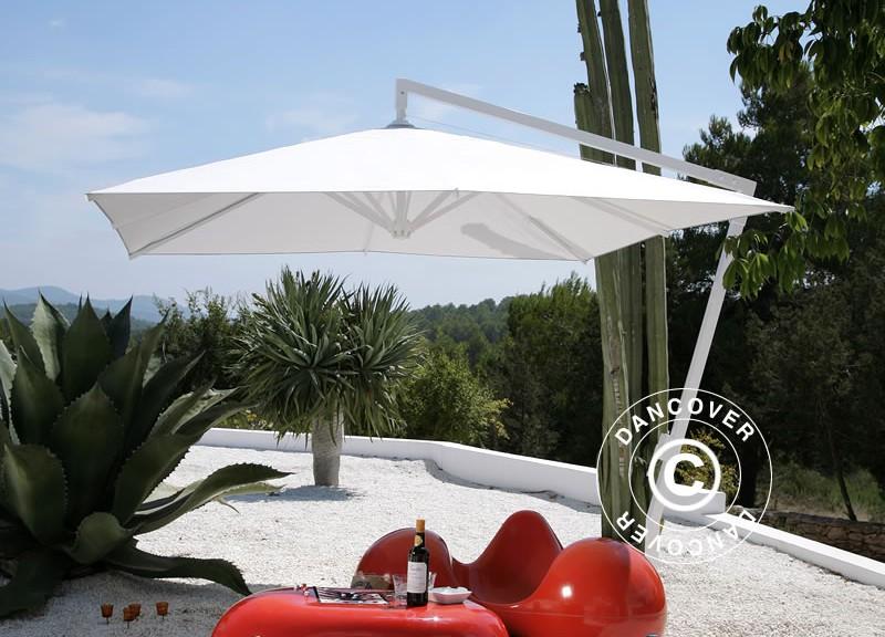 Los parasoles voladizos - ser exclusivos!