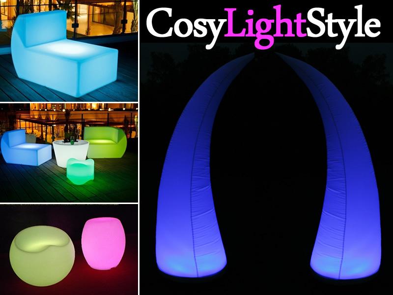 Iluminación LED para profesionales