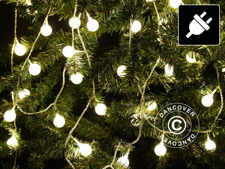 Luces de Navidad: la mejor forma de empaparte de espíritu navideño