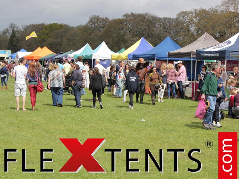 Festivales de cosecha – el lugar perfecto para las carpas plegables FleXtents