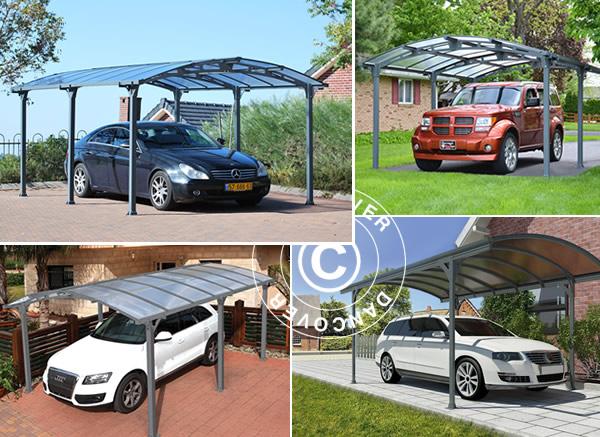 Marquesinas para coches – almacenamiento clásico y resistente