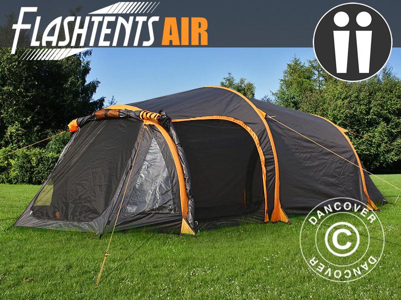 Tiendas de campaña hinchables de Dancover – hacemos fácil la acampada