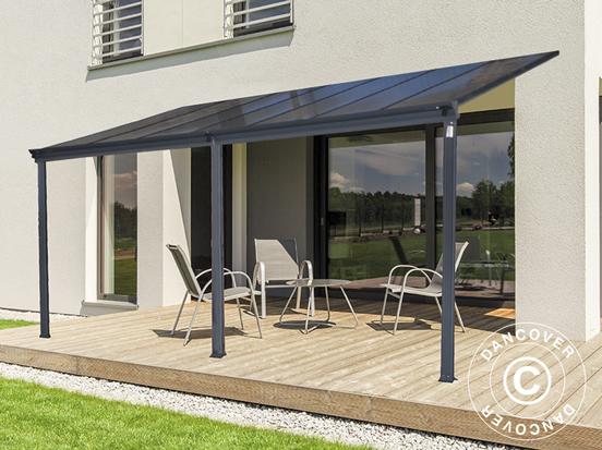 Las cubiertas para patio te permiten disfrutar aún más tiempo en el patio